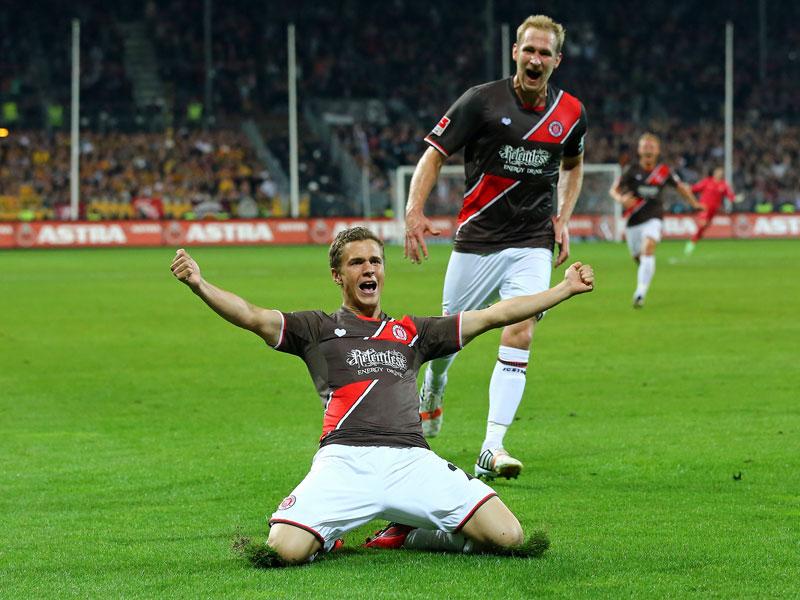 Vittoria sulla Dynamo Dresden