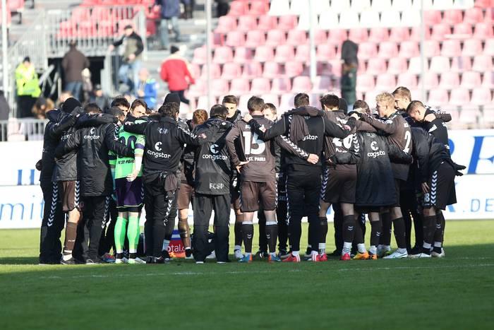 Sandhausen-St. Pauli 0-0