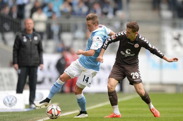 TSV Monaco 1860-St. Pauli