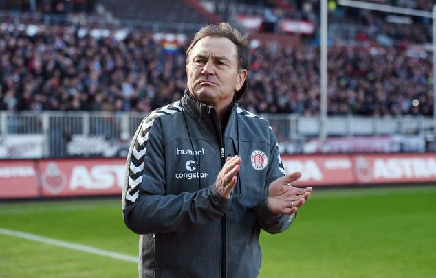 St Pauli-Erzgebirge Aue 0-0