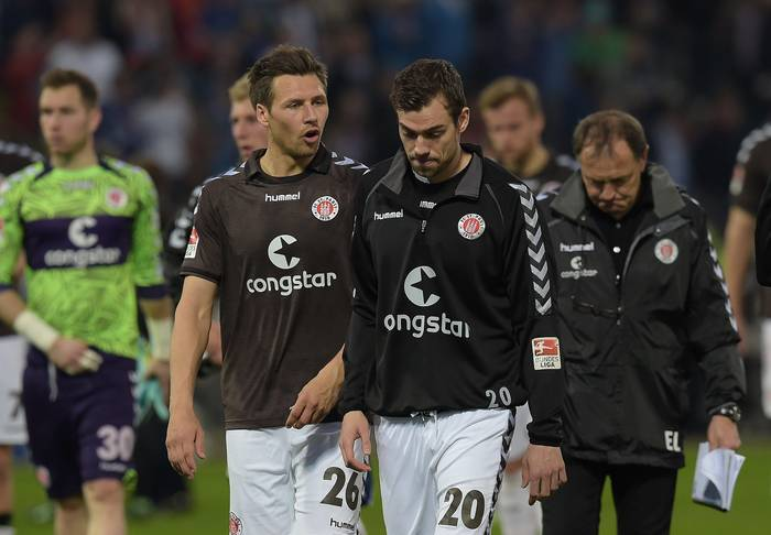 Karlsruher SC-St. Pauli 3-0