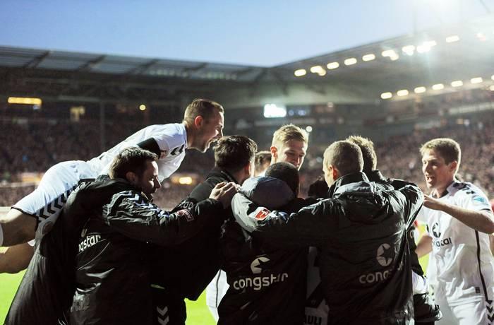 St. Pauli-Fortuna Dusseldorf 4-0