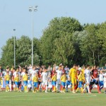 Finisce a reti inviolate il test match col Friburgo