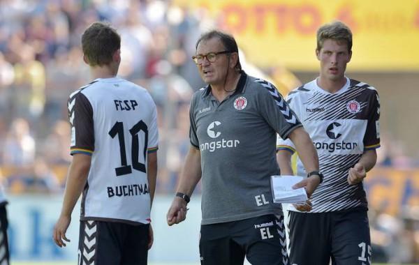 Francoforte-St. Pauli 1-0 d