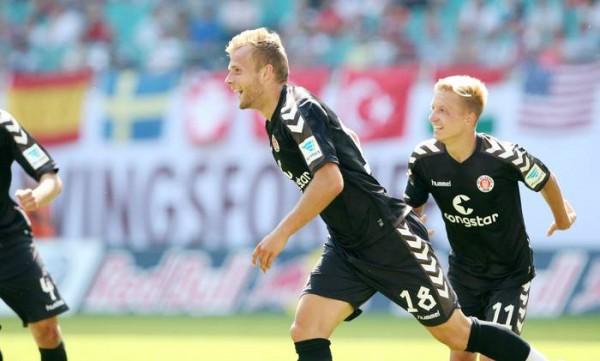 Lipsia-St. Pauli 0-1