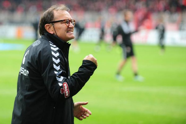 Union Berlin-St. Pauli 3-3 e