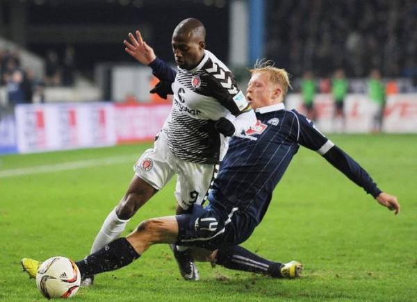 Arminia-St. Pauli 0-0 c