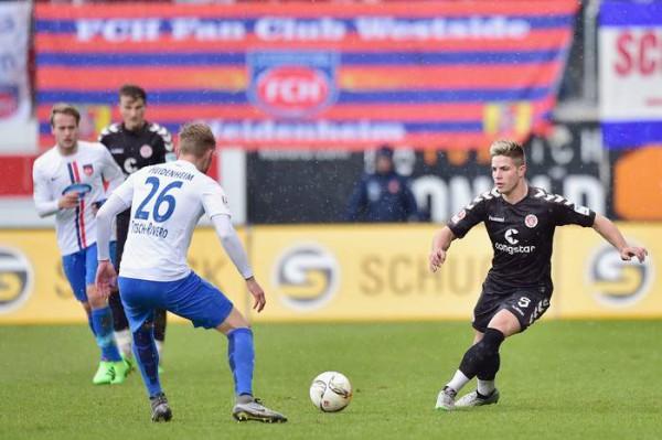 Heidenheim-St. Pauli 2-0 d