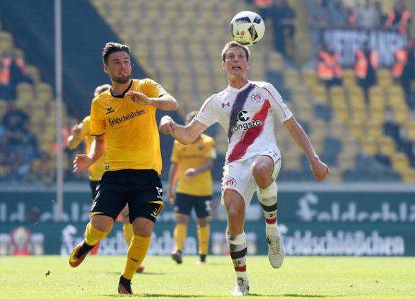 Dynamo Dresda-St. Puli 1-0 c