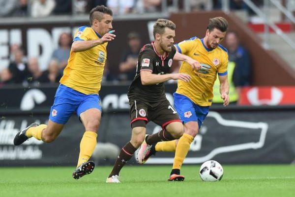 St. Pauli-Braunschweig 0-2