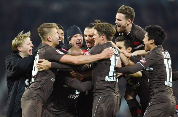 St.Pauli-Union Berlin 3:2