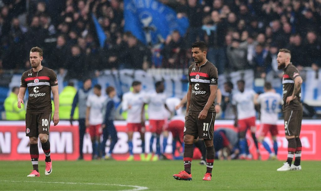 Fa male dirselo: St. Pauli-HSV 0-4